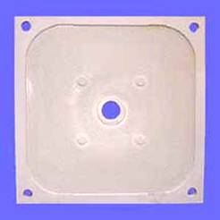 Center Feed Plate
